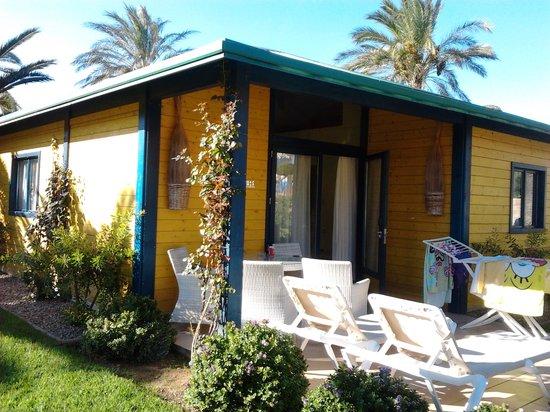 Cambrils Park Resort: our villa