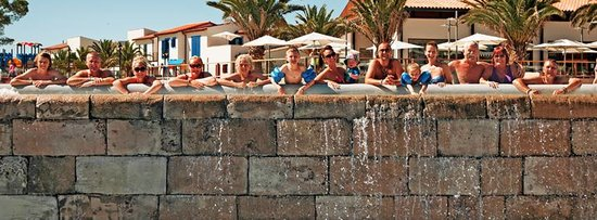 Cambrils Park Resort : our party