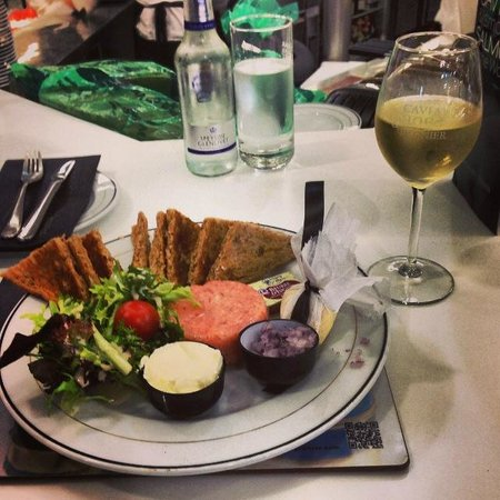 Prunier Seafood & Caviar House