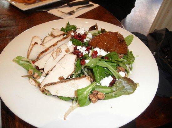 Rockafellas: Walnut Chicken Salad
