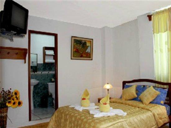 Hotel Espana: Room