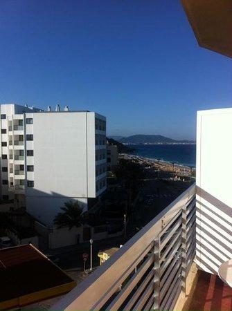 Europa Hotel Rooms and Studios : la posizione
