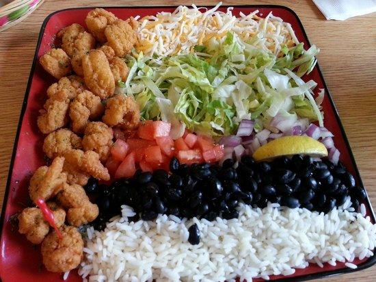 Buxton Munch Company: Shrimp Tacos