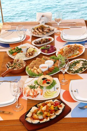 Marinus Restaurant: Our specialities