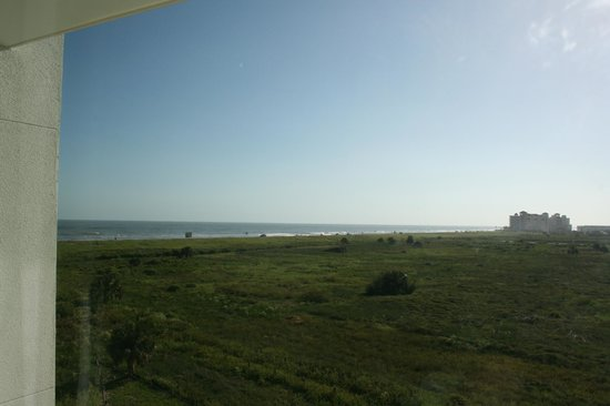 TownePlace Suites by Marriott Galveston Island: View from our room