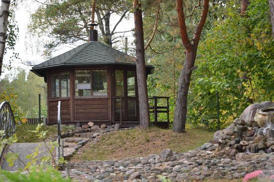 Restaurant Neptuns: Tea house for 10 persons