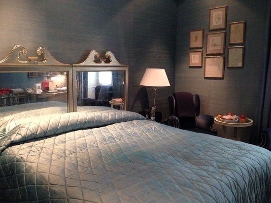 Hotel d'Angleterre : Standard room