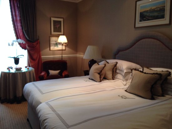 Hotel d'Angleterre : Lake executive room