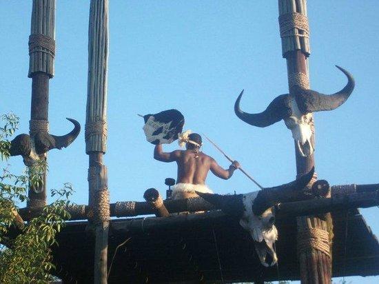 Shakaland: Gaining entrance to the tribe