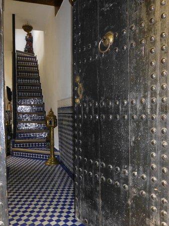 Dar Hafsa: la porte de l'accueil à la marocaine !