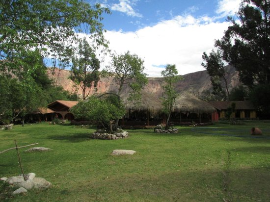 Alhambra Restaurant: Jardin