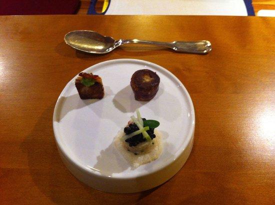 Restaurant & Hotel Zum Lowen: Apero