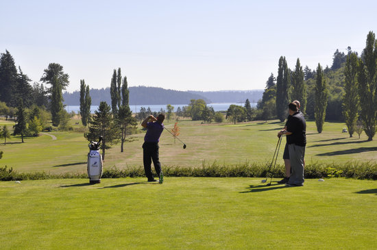 Swinomish Casino & Lodge: Swinomish Golf Links