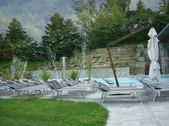 piscina - Picture of Roseo Euroterme Wellness Resort, Bagno di ...