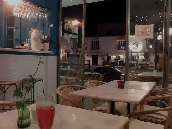 Hosteria Saltaleone : restaurant
