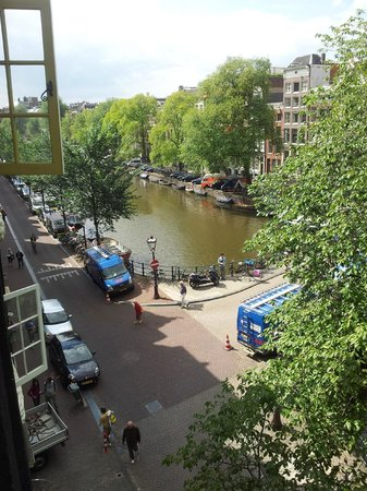 Hotel Brouwer: View from room