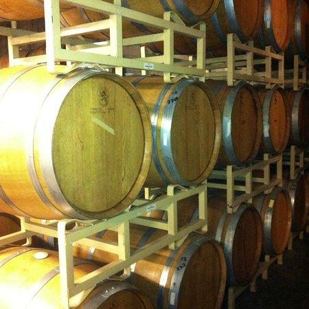 Balistreri Vineyards : Balistreri Cellar