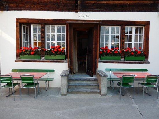 Hotel Jungfrau Wengernalp: entry