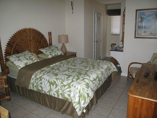 Gulf Tides Inn : Room