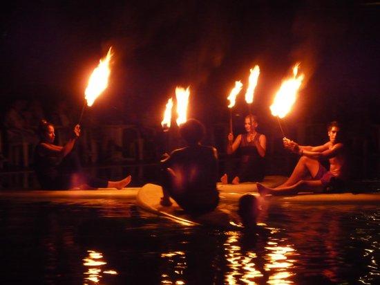 Marhaba Royal Salem: Fireshow