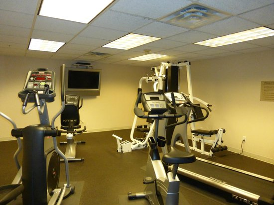 The Golden Hotel, an Ascend Collection hotel: health club at Golden Hotel