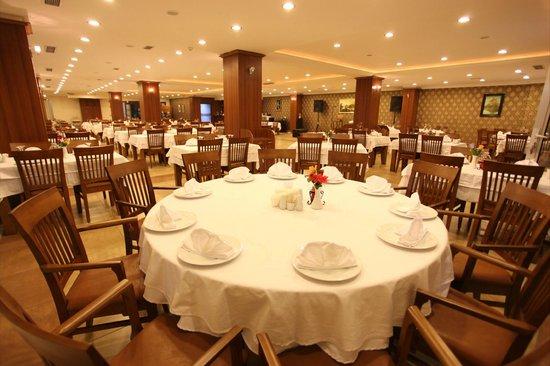 Shilla Hotel: Restaurant