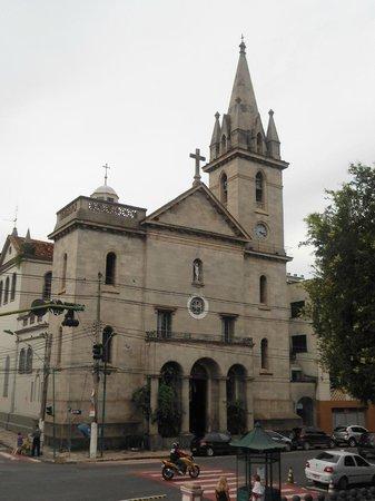 Church of São Sebastião e São Francisco de Assis: Igreja
