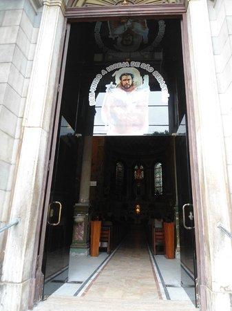 Church of São Sebastião e São Francisco de Assis: Entrada