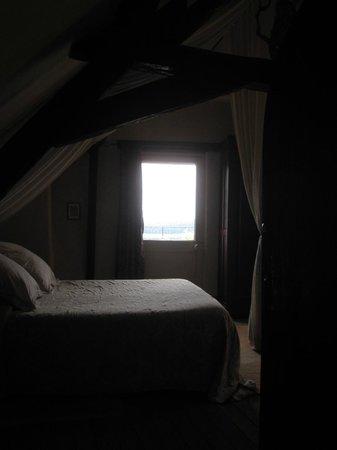 Le Porc Epic : comfortable bed