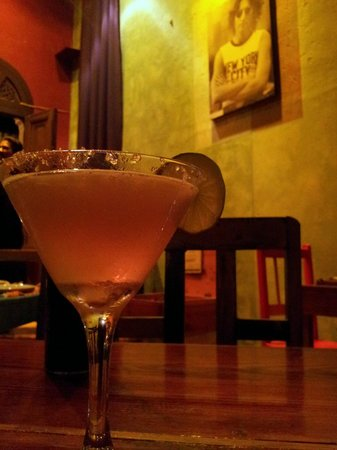Imagine Restaurant and Bar: Ginger Daquiri