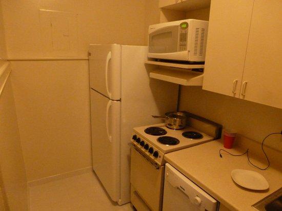 Steinhart: kitchen