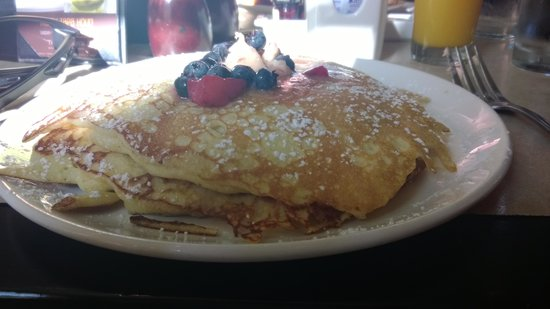 Kimpton Angler's Hotel : Pancakes