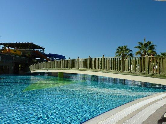 Crystal Palace Luxury Resort & Spa: Pool Area