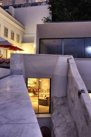 Memmo Alfama Hotel: Außenbereich