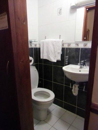 Hotel Meridiana : bagno