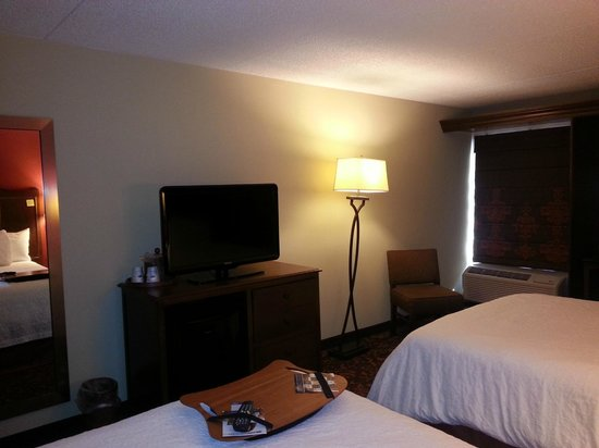 Hampton Inn Chambersburg: TV