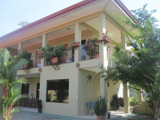 Hotel Restaurante la Fiore de Bahia : Hotel
