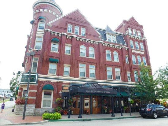 The Blennerhassett Hotel: Blennerhassett Hotel