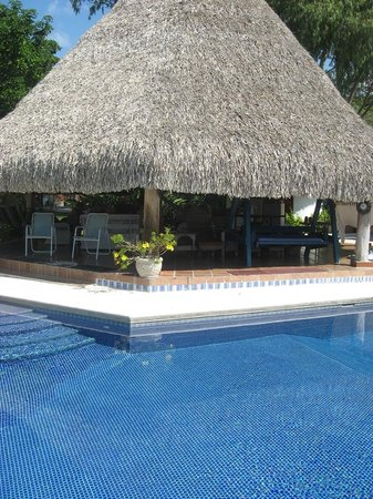 Casa Guardia Panama: Rancho en nuestra área social