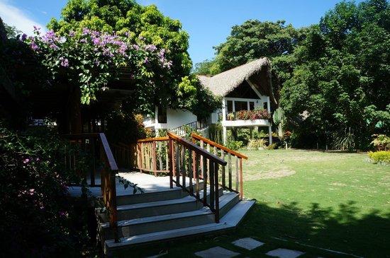 Casa Guardia Panama: Nuestros jardines