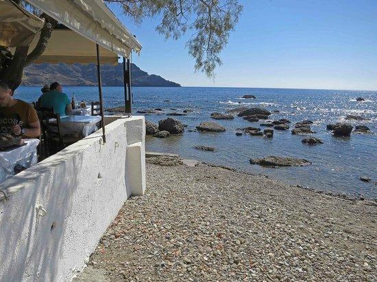 Gioma Taverna: Fantastic View