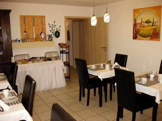 Hotel Eichinger: Frühstücksraum
