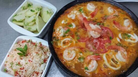 Xica da Silva : sinfonia de frutos do mar