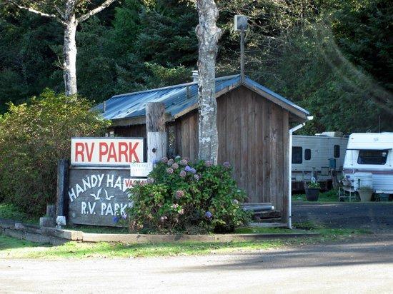 Handy Haven RV Park Carwash