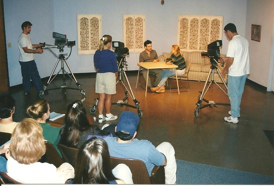 The Actors Workshop: Workshop camera studio