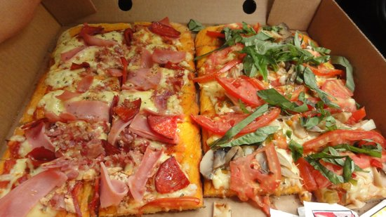 Pizza Pata: The picture speaks for itself!!