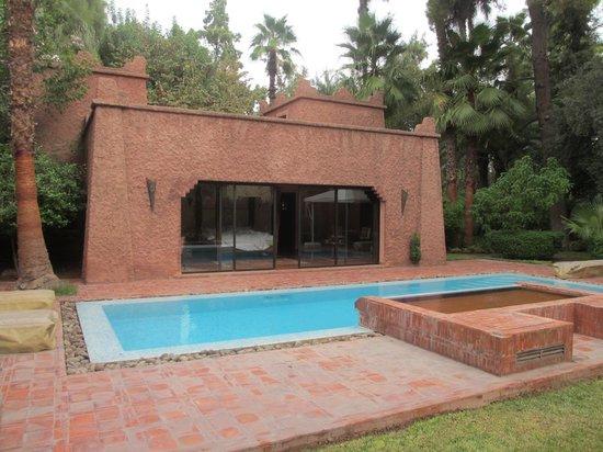 Es Saadi Marrakech Resort - Palace : Villa Berbère