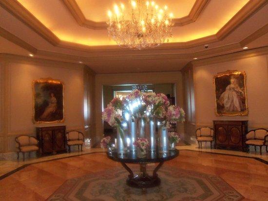 The Ritz-Carlton, Cancun: lobby