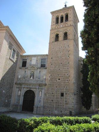 San Roman Church: Exterior.