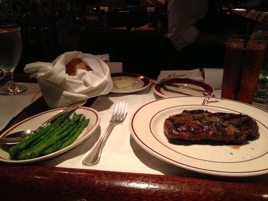 Bone's Restaurant: My outstanding dinner!!!
